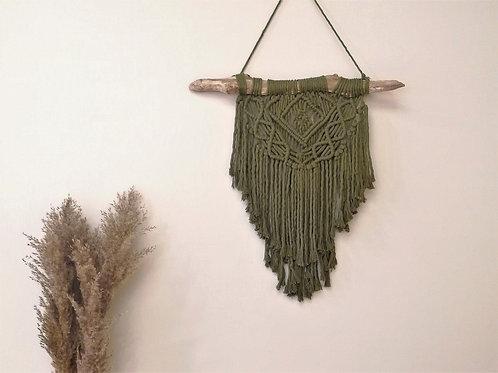 ARUBA Wandbehang, khaki