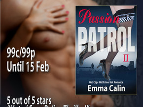 Cops, Crime and Passion - discounted #suspense #romance novel & $50 Amazon GC #giveaway http://w