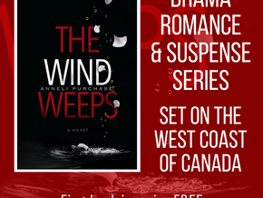 The Wind Weeps - 1st in Series is now #FREE pic.twitter.com/cLvdCUsVzj #romance by @anneli33