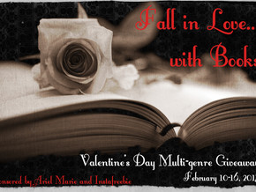 Fall in #Love with #Books - more #Valentine's Treats for your e-reader www.thearielmarie.com/ins