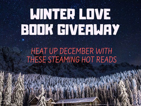 Get cosy in December with some Winter Love - #Free #romance stories for your ereader