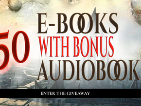 1000 #audiobooks up for #giveaway http://bit.ly/IF_audio