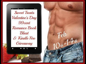 Treats for your Sweetie? Valentine's Day #99cent #Book Blast & #Kindle + Gift Card #Giveaway