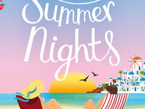 Those Summer Nights - by @mandybaggot pic.twitter.com/It4hpTedqR #Holiday #Reading -Tell me more, Te