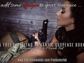 Danger and romance combined for #FREE @bonzaimoon #Instafreebie