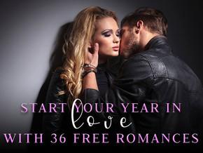 New Year - New Romances, pic.twitter.com/Hrr1Lc9WOp36 #free #books #instafreebie