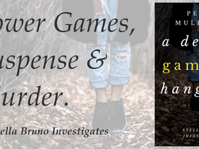 Supporting Authors: Peter Mulraney and the Stella Bruno Investigates Series @PeterMulraney1