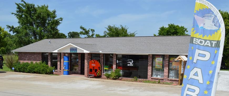 Grove Marine Parts Store