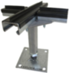40 series pedestal for access floor understructure