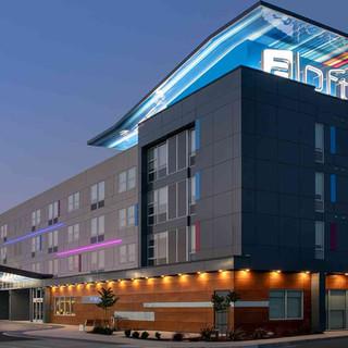 Aloft Hotel | Dublin, CA