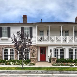 Dahlia House | Corona Del Mar, CA