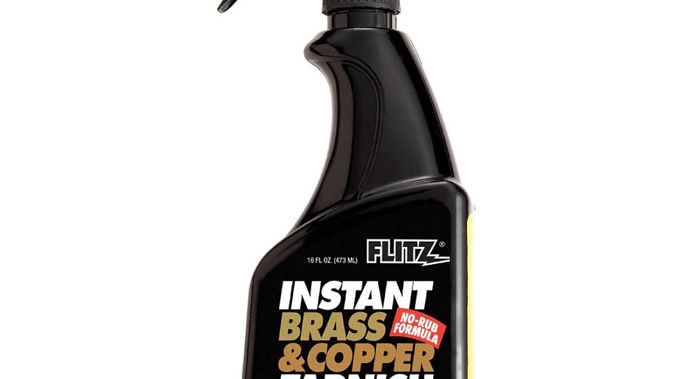 Flitz Brass and Copper Tarnish Remover