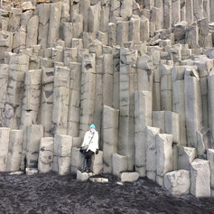 Iceland mineral structures