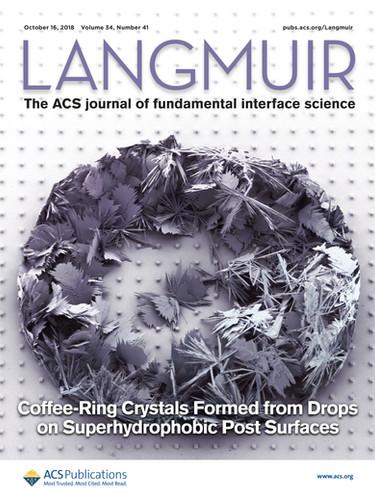 Langmuir Cover