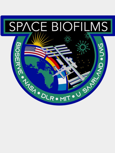 Space Biofilms mission patch