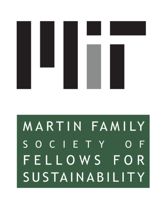 So excited to have been awarded a Martin Sustainability Fellowship from the 2018-2019 class.