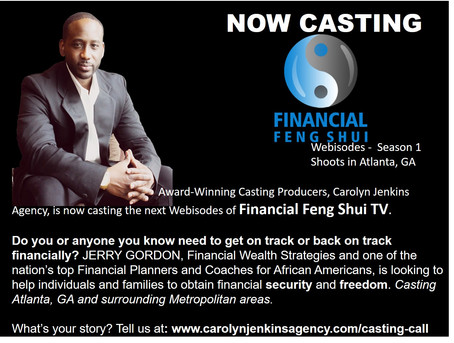 Open Casting Call Financial Feng Shui - Webisodes - Season 1