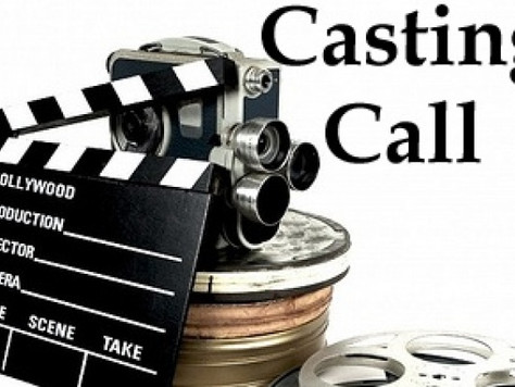 Casting Male Lead for Student Film, GRAVES OF GLORY