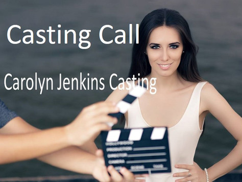 Casting Supporting Actors ages 10-65, all ethnicities, Male/Female for Feature Film, Shoots in TN