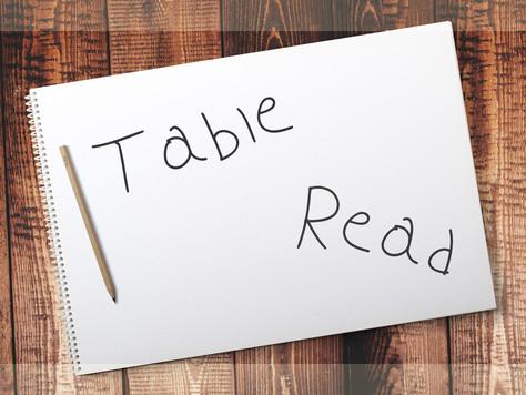 Casting a virtual table read for Kingdomwood International Film Festival
