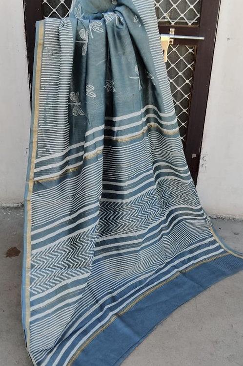 CS24 Instant wear saree with pocket