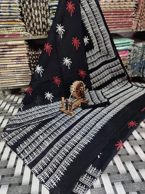 ML18 Instant wear saree with pocket