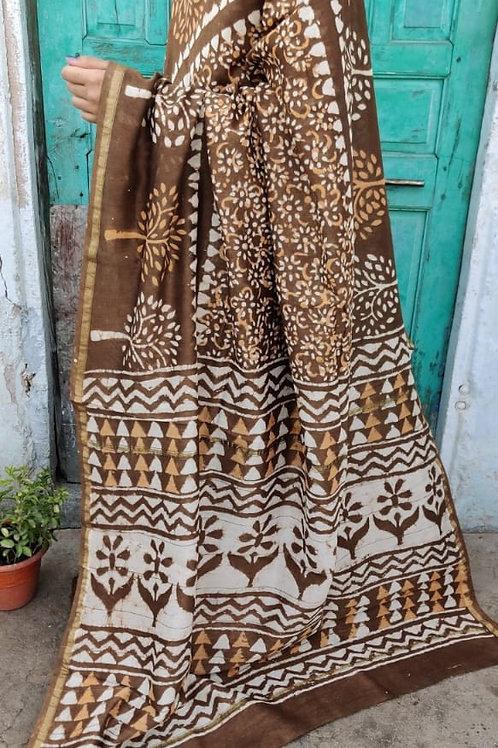 CS20 Instant wear pocket saree