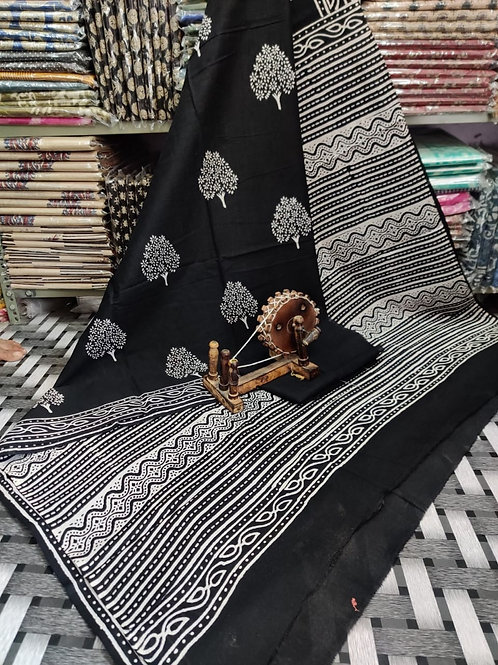 ML12 Instant wear saree with pocket