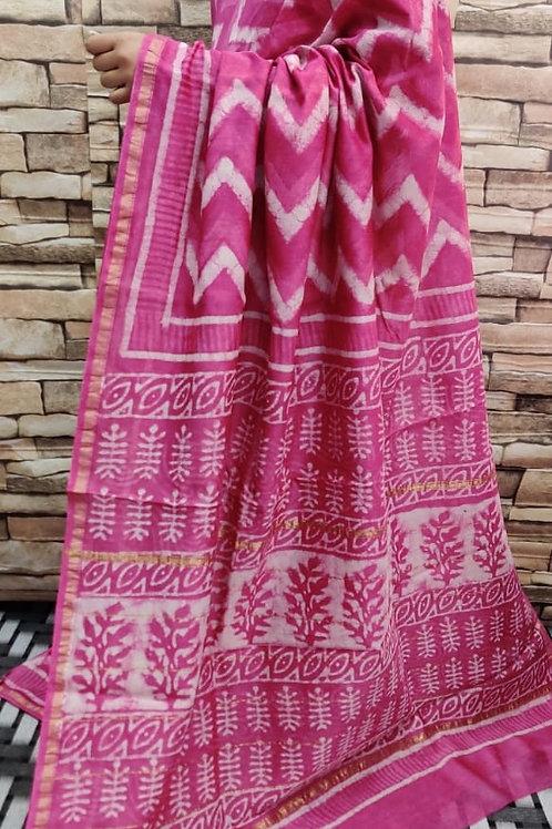 CS01 Instant wear saree with pocket
