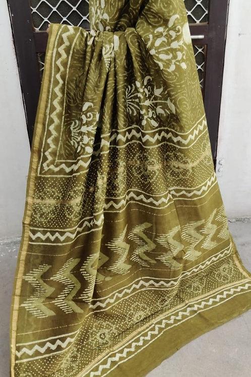 CS22 Instant wear saree with pocket