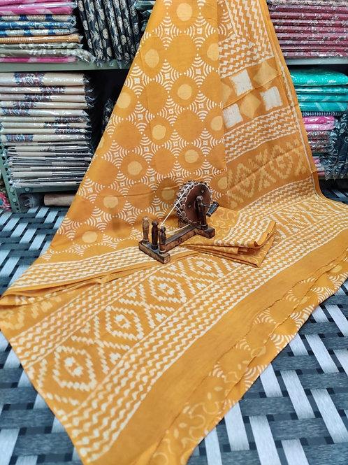 ML06 Instant wear saree with pocket