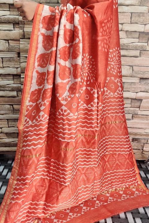 CS44 Instant wear saree with pockets