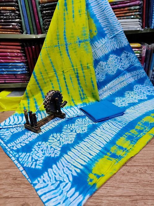 ML08 Instant wear saree with pocket