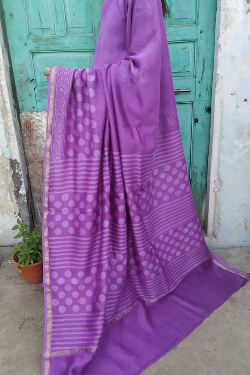 CS33 Instant wear saree with pocket