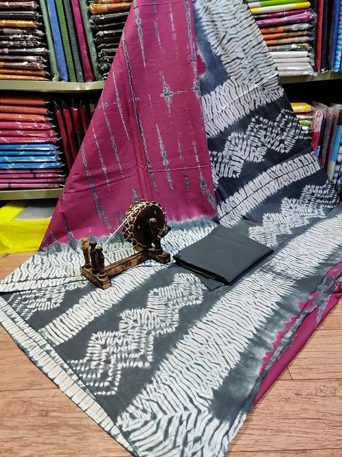 ML05 Instant wear saree with pocket