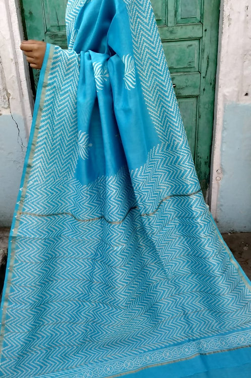 CS39 Instant wear saree with pocket
