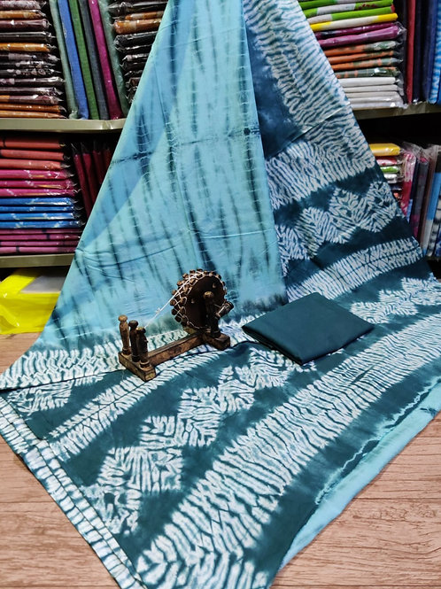 ML07 Instant wear saree with pocket
