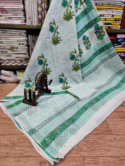ML13 Instant wear saree with pocket
