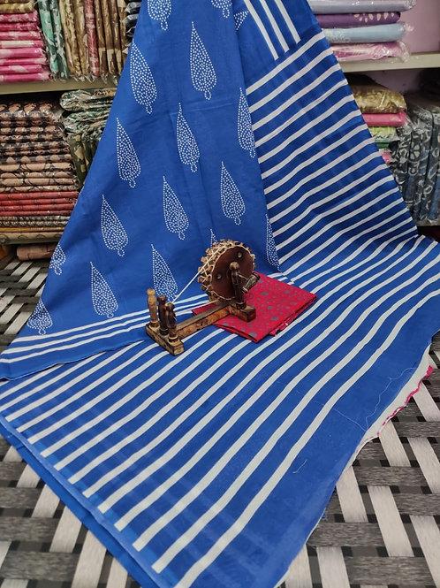 ML40 Instant wear saree with pocket