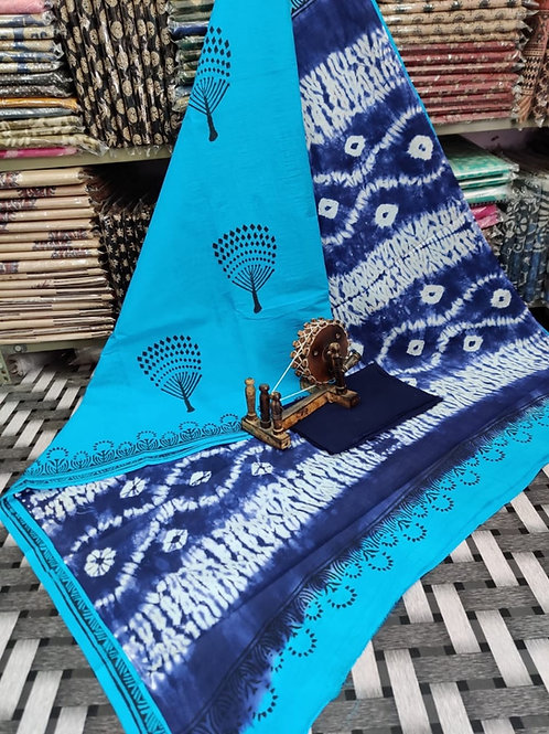 ML22 Instant wear saree with pocket