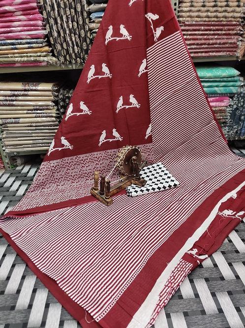 ML02 Instant wear saree with pocket