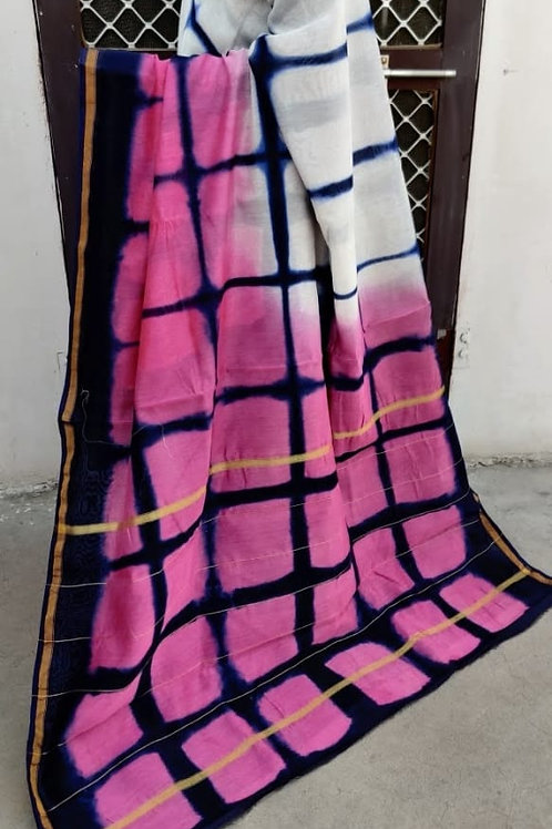 CS48 Instant wear saree with pocket