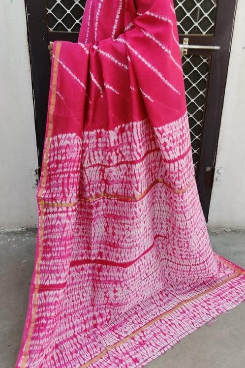 CS55 Instant wear saree with pocket