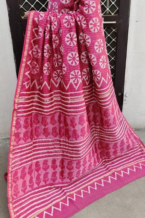 CS46 Instant wear saree with pocket