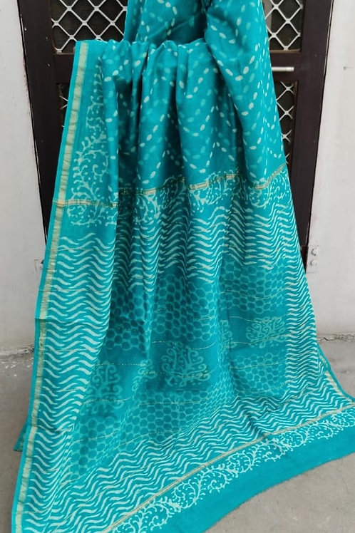 CS53 Instant wear saree with pocket