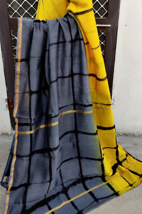 CS28 Instant wear saree with pocket