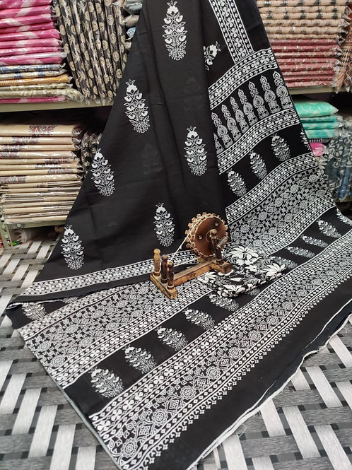 ML03 Instant wear saree with pocket
