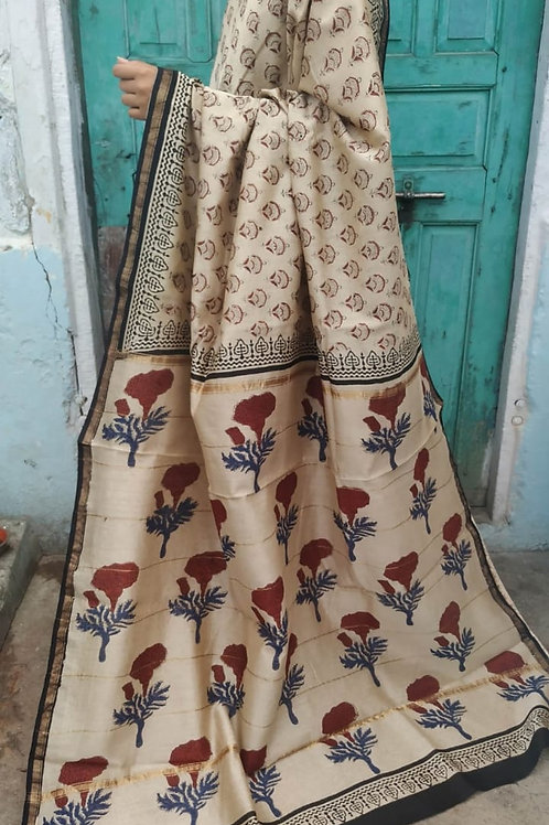 CS38  Instant wear saree with pocket