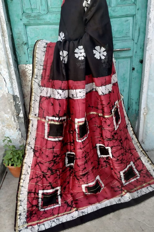 CS30 Instant wear saree with pocket