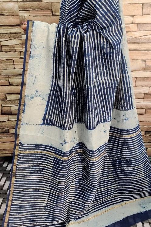 CS17 Instant wear saree with pockets